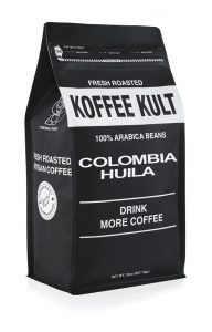 another bag of koffee kult coffee beans