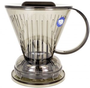 a clever dripper coffee maker