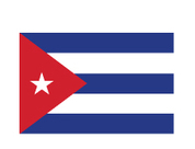 the flag of Cuba