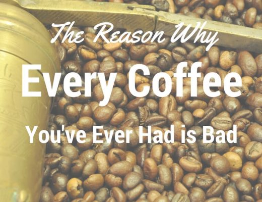 title: the reason why every coffee you've ever had is bad