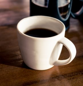 cup of brewed coffee