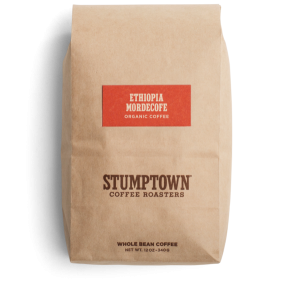a pack of beans from stumptown
