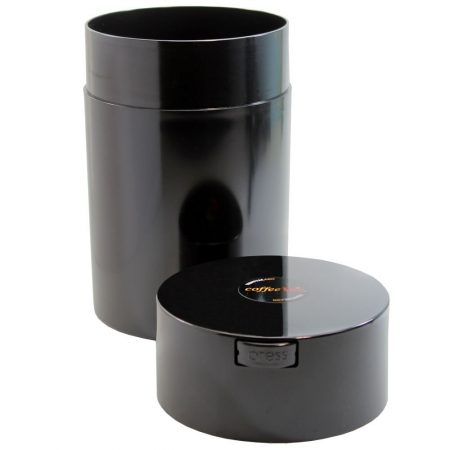 tightpac coffeevac coffee storage container